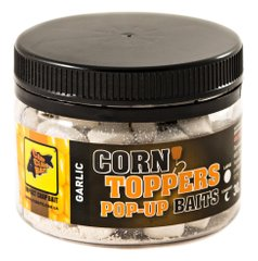 Плаваючі Насадки Corn Toppers Garlic [Часник], Standart, 30 гр