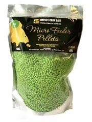 Пеллетс Micro Feeder Pellets - Grass Carp [Белый Амур], 5 мм., 800