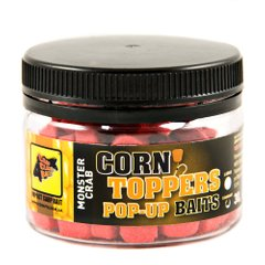 Плавающие Насадки Corn Toppers Monster Crab, Standart, 30 гр