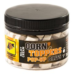 Плавающие Насадки Corn Toppers Milky Cream, Standart, 30 гр