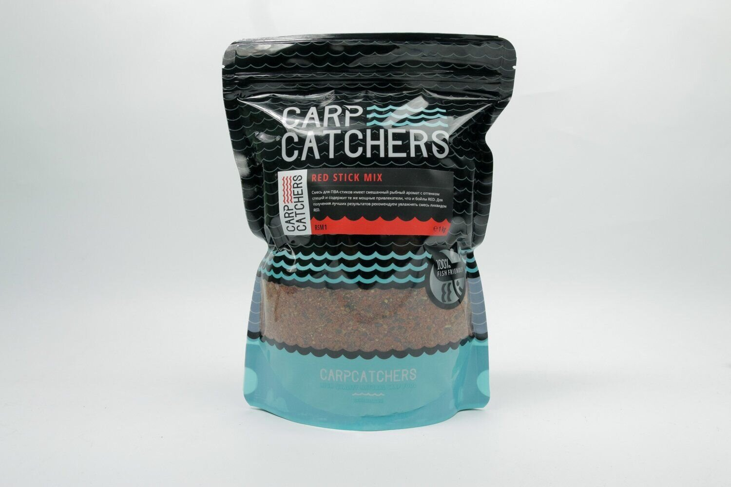 Стик микс Carp Catchers 1kg «RED»